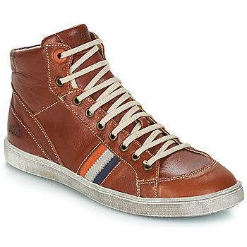 Skor Pojk Boots GBB ANGELO Brun