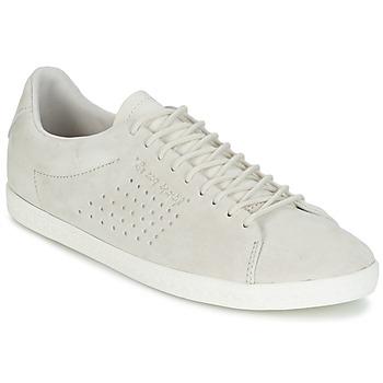 Skor Dam Sneakers Le Coq Sportif CHARLINE NUBUCK Beige