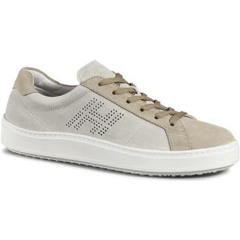 Skor Herr Sneakers Hogan HXM3020X480HG0241L beige