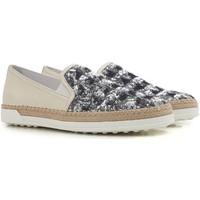 Skor Dam Sneakers Tod's XXW0TV0J970G450ZSO blu