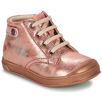 Skor Flickor Boots GBB REGINE Rosa