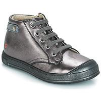 Skor Flickor Höga sneakers GBB REGINE Violett