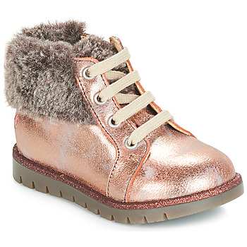Skor Flickor Höga sneakers GBB RENATA Rosa
