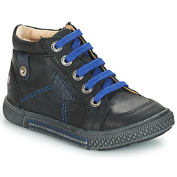 Skor Pojkar Höga sneakers GBB RAYMOND Svart