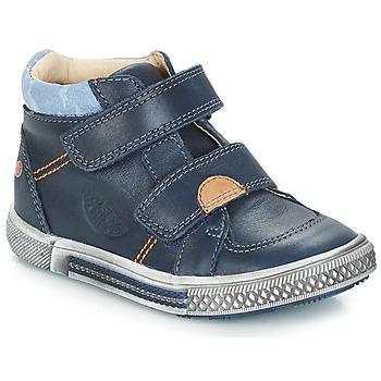 Skor Pojkar Boots GBB ROBERT Blå