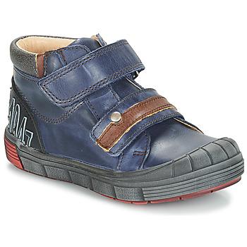 Skor Pojkar Boots GBB REMI Blå