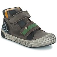 Skor Pojk Boots GBB REMI Grå / svart