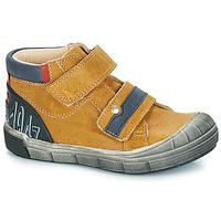 Skor Pojkar Boots GBB REMI Kamel