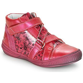 Skor Flickor Höga sneakers GBB RADEGONDE Rosa