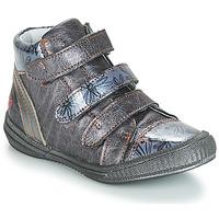 Skor Flickor Boots GBB RAFAELE Blå / Grå