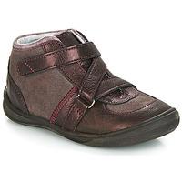 Skor Flick Boots GBB RIQUETTE VTC VX ROSE-BORDO DPF/REGINA