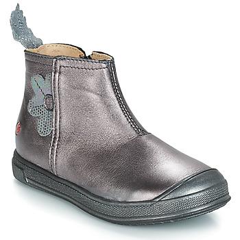 Skor Flickor Boots GBB ROMANE Violett