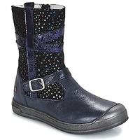 Skor Flickor Boots GBB NARCISSE Marin