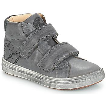 Skor Pojk Boots GBB NAZAIRE Grå