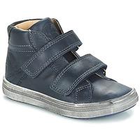 Skor Pojk Boots GBB NAZAIRE Marin