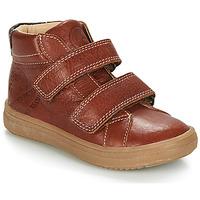 Skor Pojkar Boots GBB NAZAIRE Brun