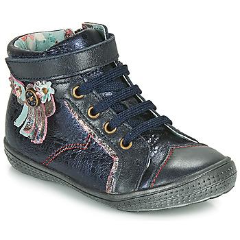 Skor Flickor Boots Catimini ROSIER Marin