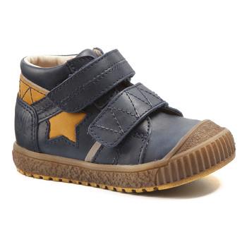 Skor Pojk Boots Catimini RADIS VTE MARINE-OCRE DPF/LINUX