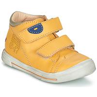 Skor Pojkar Boots GBB SAMY Gul / Snow