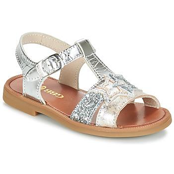 Skor Flick Sandaler GBB SHANTI Silverfärgad