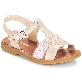 Skor Flick Sandaler GBB SHANTI Rosa