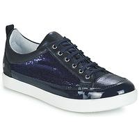 Skor Flickor Sneakers GBB ISIDORA Blå / Marin