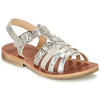 Skor Flick Sandaler GBB BANGKOK Silverfärgad