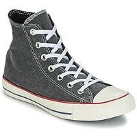 Skor Höga sneakers Converse Chuck Taylor All Star Hi Stone Wash Grå