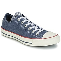 Skor Sneakers Converse Chuck Taylor All Star Ox Stone Wash Marin