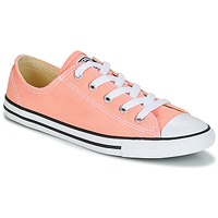 Skor Dam Sneakers Converse Chuck Taylor All Star Dainty Ox Canvas Color Rosa