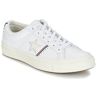 Skor Sneakers Converse One Star Vit
