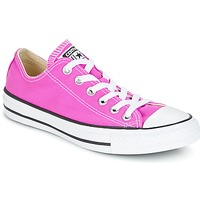 Skor Dam Sneakers Converse Chuck Taylor All Star Ox Seasonal Colors Rosa
