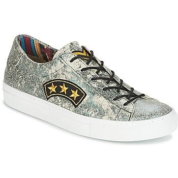 Skor Dam Sneakers Felmini VERDE Grön / Metallfärg