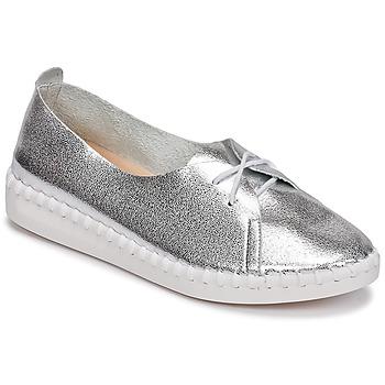 Skor Dam Snörskor LPB Shoes DEMY Silver