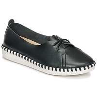 Skor Dam Snörskor LPB Shoes DEMY Svart