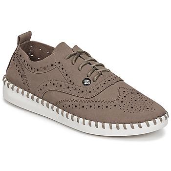 Skor Dam Snörskor LPB Shoes DIVA Mullvadsfärgad