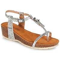 Skor Dam Sandaler LPB Shoes KISS Silver