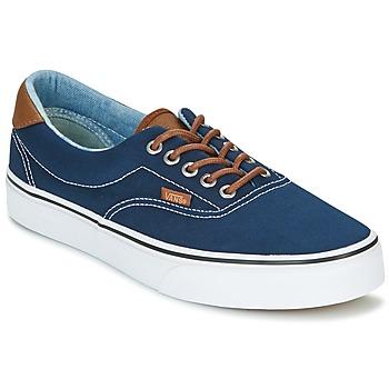 Skor Herr Sneakers Vans ERA Blå
