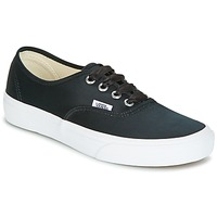 Skor Dam Sneakers Vans AUTHENTIC Svart