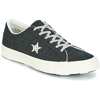 Skor Dam Sneakers Converse One Star-Ox Svart