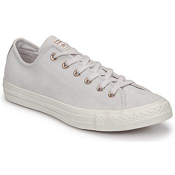 Skor Dam Sneakers Converse Chuck Taylor All Star-Ox Rosa / Vit