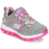 Skor Flick Sneakers Skechers SKECH-AIR Grå / Rosa