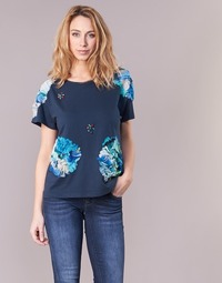 textil Dam T-shirts Derhy BANGKOK Marin