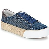 Skor Dam Sneakers MTNG ERTIMOR Marin