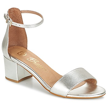 Skor Dam Sandaler Betty London INNAMATA Silver