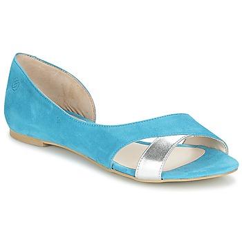 Skor Dam Sandaler Betty London GRETAZ Blå