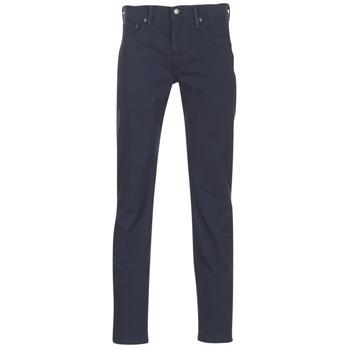 textil Herr 5-ficksbyxor Levi's 511™ SLIM FIT Nightwatch / Blå