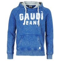 textil Herr Sweatshirts Gaudi LEFEMO Marin