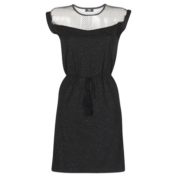 textil Dam Korta klänningar Le Temps des Cerises JURIETO Svart