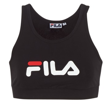 textil Dam Sport-BH Fila OTHER CROP TOP Svart